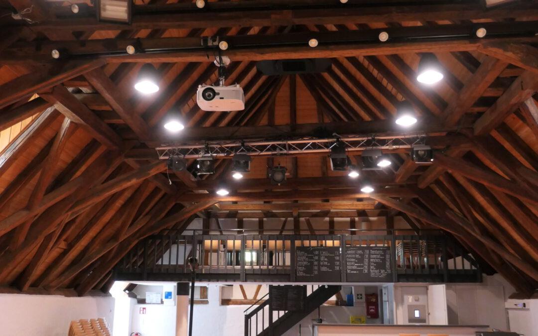 Pfleghofsaal Langenau